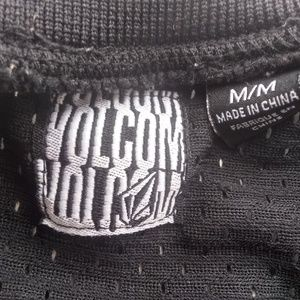 Volcom Shirts - Volcom stone  basketball style surfers jersey